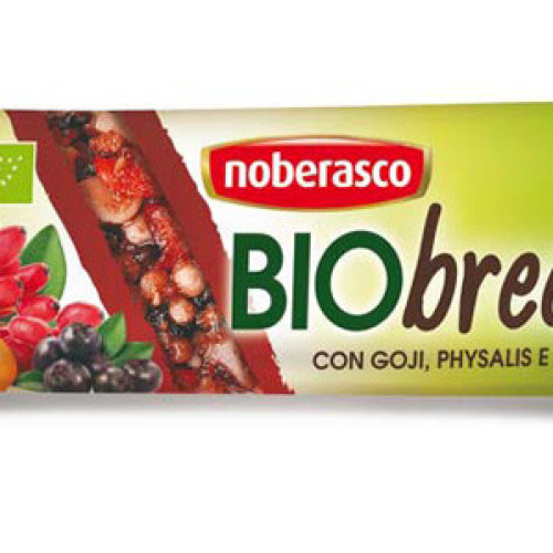 BIObreak, le nuove barrette biologiche di Noberasco
