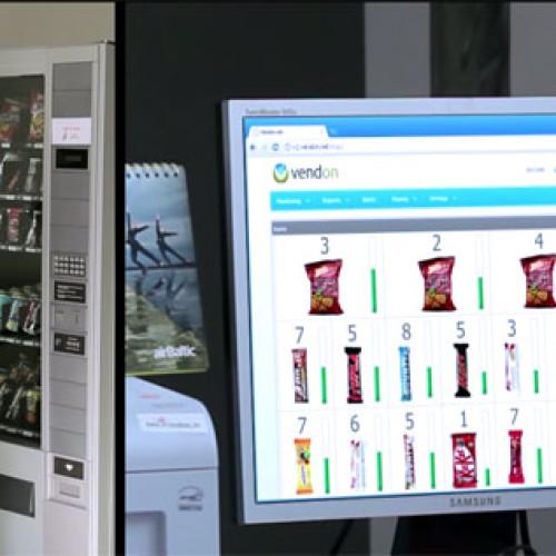 MDS Electronics presenta la telemetria Vendon