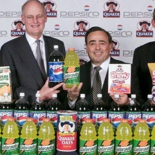 PepsiCo cresce grazie al food