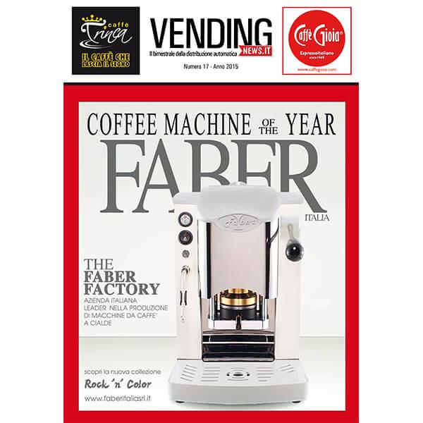Rivista Vending News - Leggi il numero 17