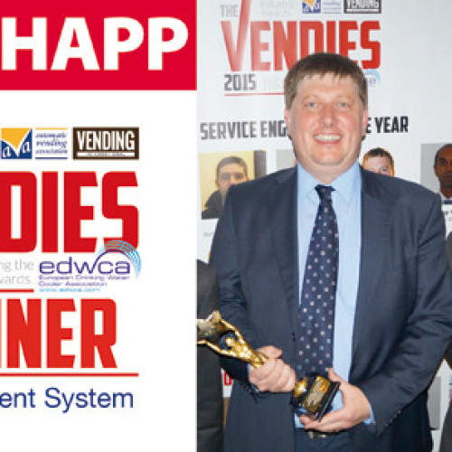 "SUZOHAPP vince ""The Vendies"" nella categoria Best Payment System"