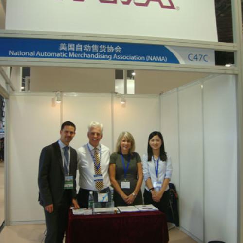 China Vending Show 2015. Un'opportunità di scambi internazionali