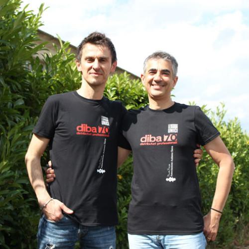 DIBA 70 Vending sostiene Autismo Siena
