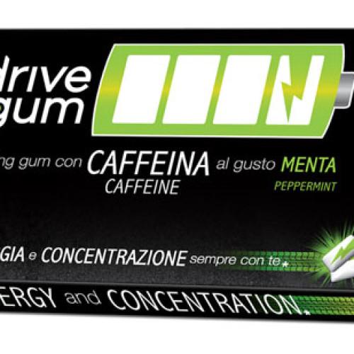 Drivegum, la gomma alla caffeina del campione di tuffi