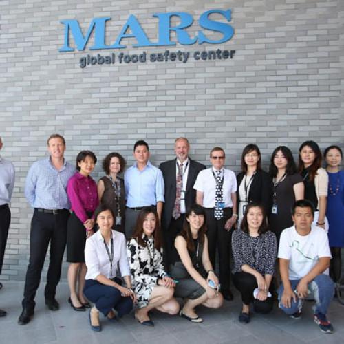 Mars Inc. inaugura in Cina un istituto di ricerca e formazione