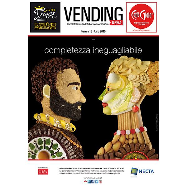 Rivista Vending News - Leggi il numero 18
