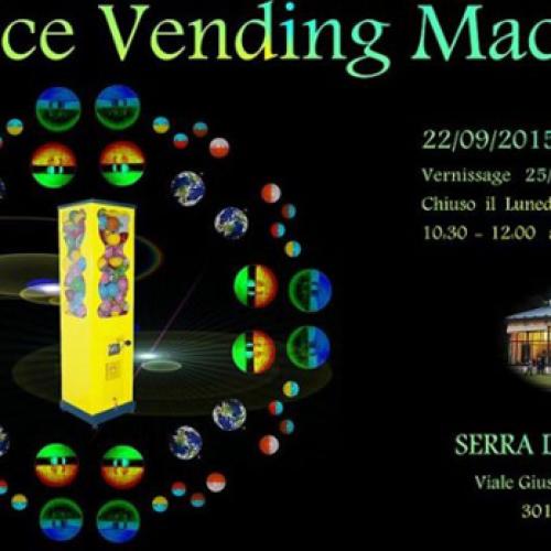 Venice Vending Machine. L'arte nel vending