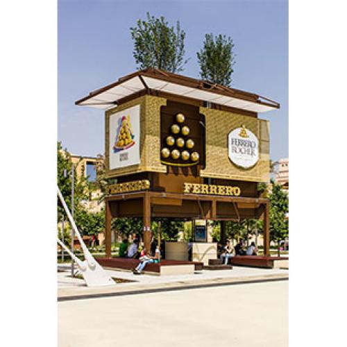 Ferrero studia un nuovo snack made in EXPO