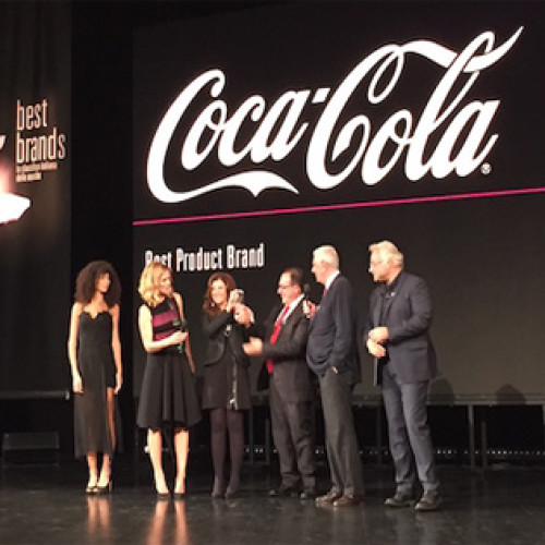 Coca-Cola è Best Brands Product Italia 2015