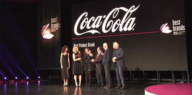 Coca-Cola best product brand