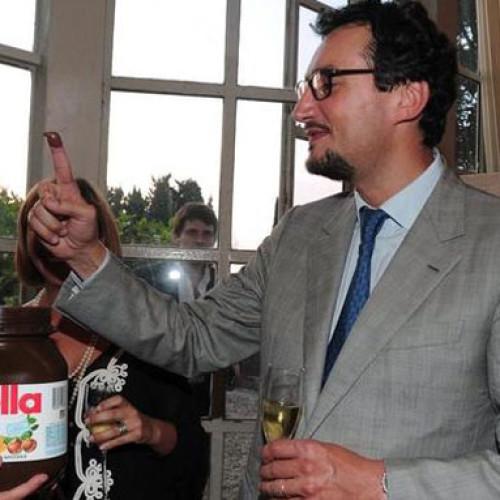 Laurea honoris causa a Giovanni Ferrero