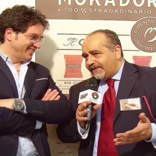 Expo Vending Sud 2015 – Intervista con Ettore Pompilio di Mokador