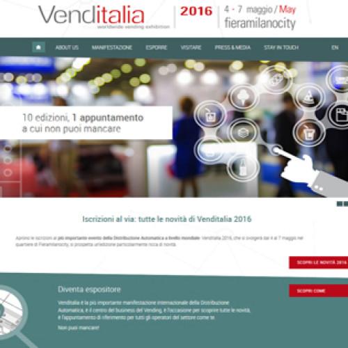 Venditalia 2016, worldwide e social, lancia il nuovo sito web