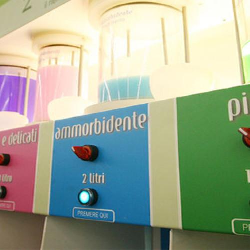 La Casa dell'Acqua integra nuove idee vending