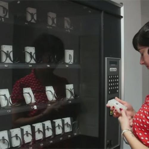 Il distributore automatico di DNA umano (Video)