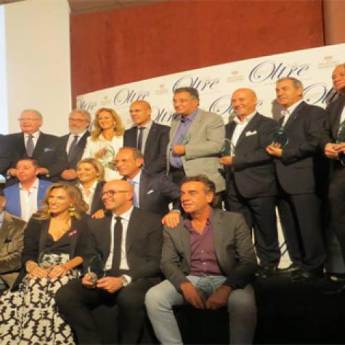 Premiato Giuseppe Fiore, presidente della Fiore di Puglia SpA