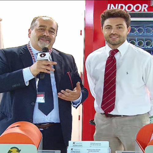 Venditalia 2015. Intervista con Francesco Gallo di K-Matic Vending System