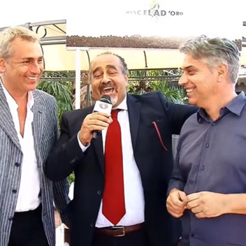 Vending TV – Intervista con U. Urbano e G. Brischetto di Miscela d'Oro
