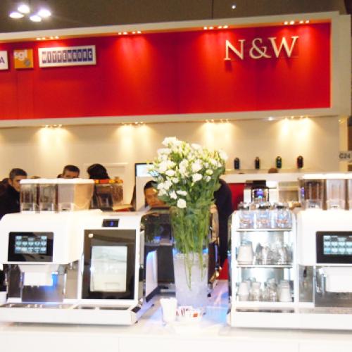 N&W per la prima volta in Svizzera all'Igeho 2015