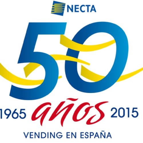 Necta Spagna festeggia i 50 anni di attività