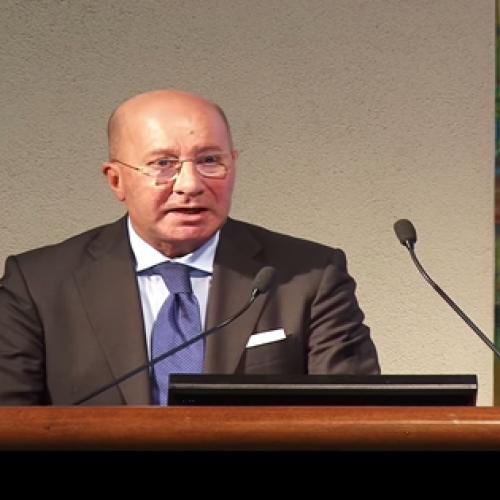 Stati Generali del Vending 2015 – Intervento dott. Lazzari – pres.CONFIDA