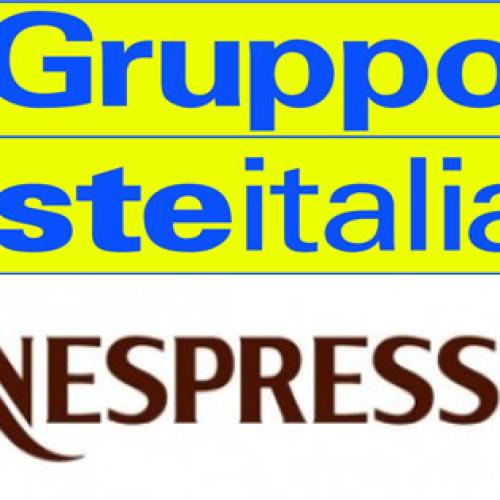 Partnership tra Nespresso e Poste Italiane