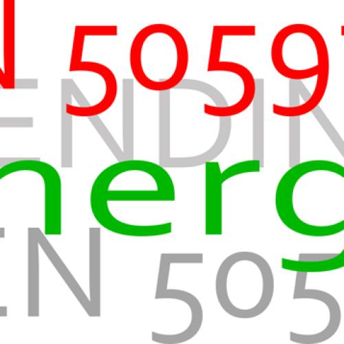 EN 50597. Il nuovo standard energetico europeo per i d.a. refrigerati