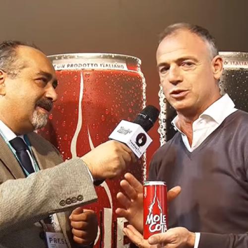 HOST 2015 – Intervista con Francesco Bianco di Molecola, la cola italiana