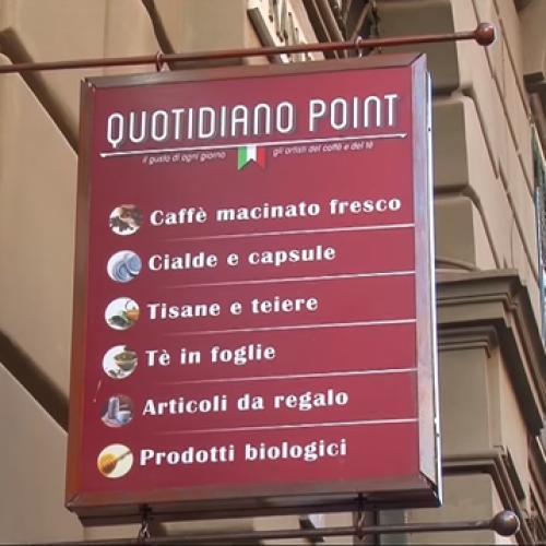 Vending TV – Quotidiano Point, un concept che va oltre il caffè