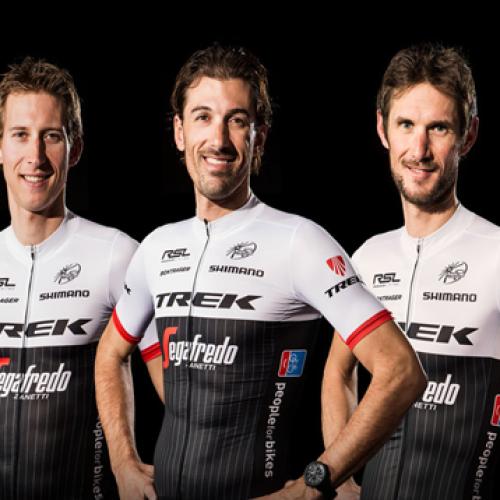 Segafredo Zanetti sponsor del Trek Factory Racing