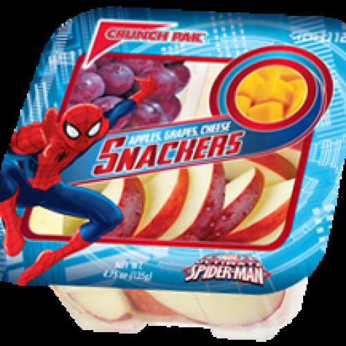 USA. Come rendere uno snack alla frutta attraente per i bambini