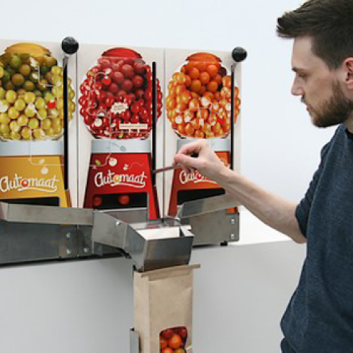 Una vending machine in nomination al Fruit Logistica 2016