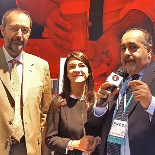 HOST 2015 – Intervista con M. Milanovich e A. Castellari di Gaggia SpA