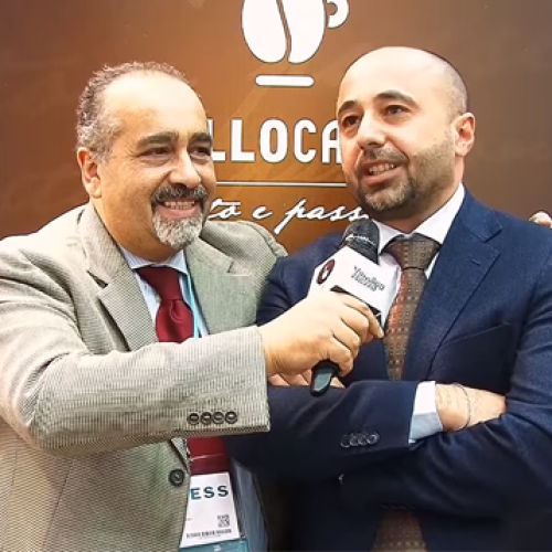 HOST 2015 – Intervista con Francesco Veneziano di Lollo Caffè