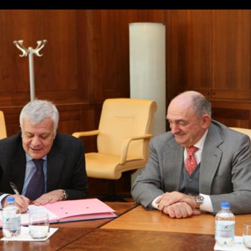 San Benedetto rinnova l'Accordo Volontario col Ministero dell'Ambiente