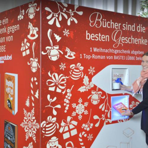 Regali di Natale sgraditi? Ci pensa la vending machine!
