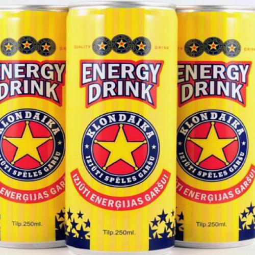 Anche la Lettonia vieta la vendita di energy drink ai minori