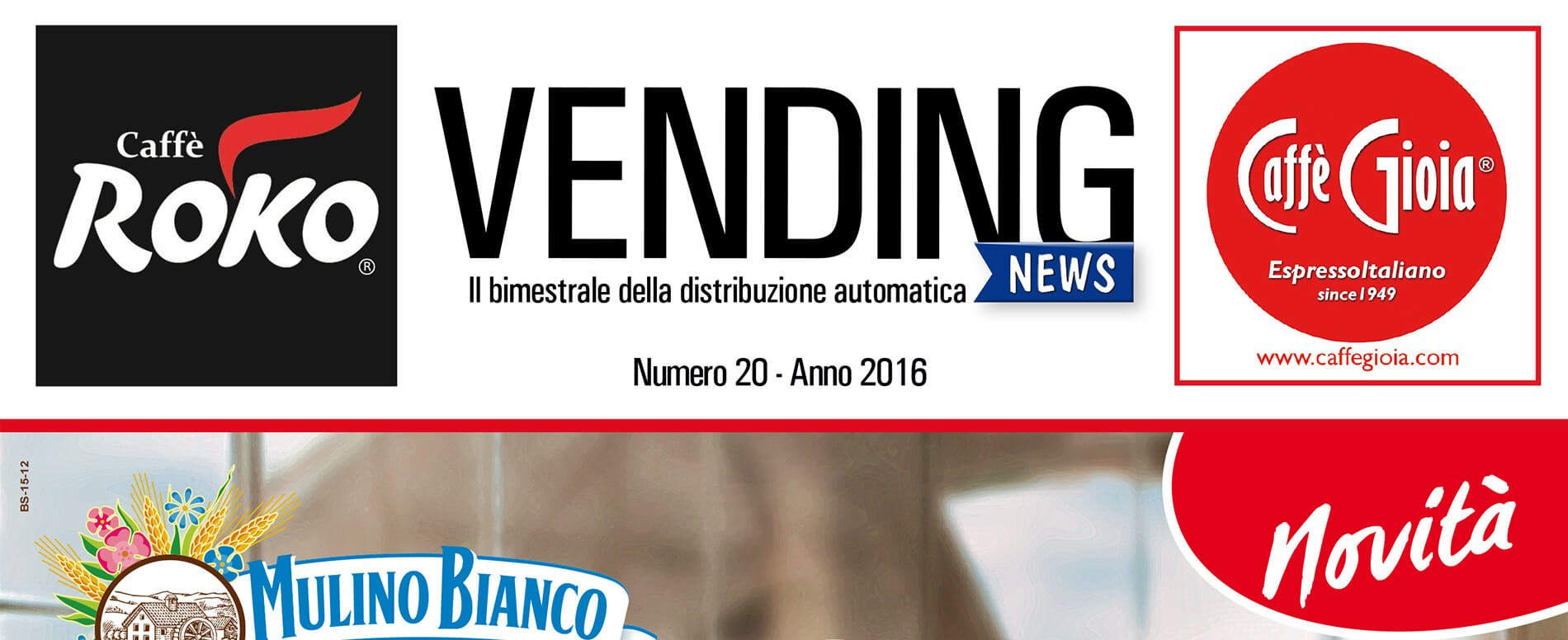 Rivista Vending News – Leggi il numero 20