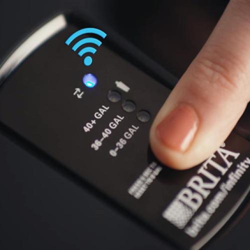 Anche la caraffa Brita è connessa al wi-fi