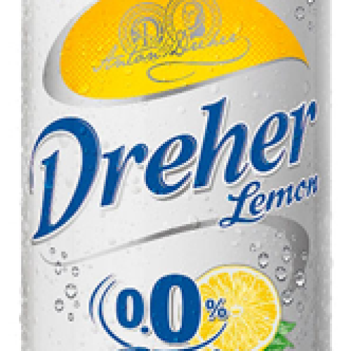"""Dreher Limone Radler Zero """"Eletto Prodotto dell'Anno"""""""