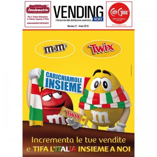 Rivista Vending News – Leggi il numero 21