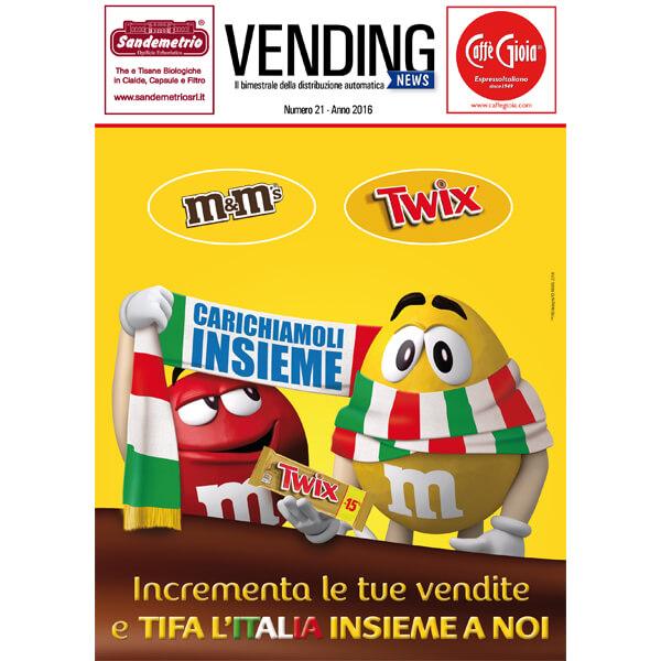 Rivista Vending News - Leggi il numero 21
