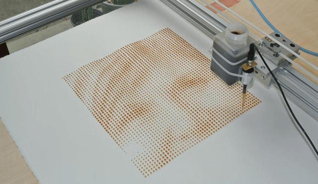 caffè stampante