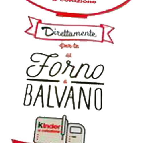 """Ferrero. """"Direttamente per te dal forno di Balvano"""""""