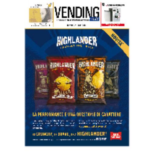 Rivista Vending News – Leggi il numero 22 Lato Rivista