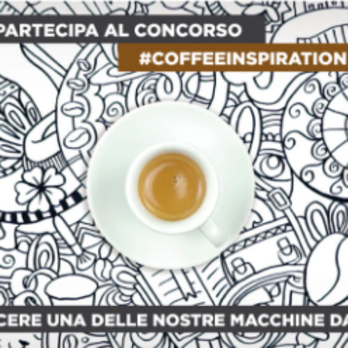 Caffitaly lancia il contest #coffeeinspiration