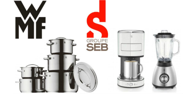 Gruppo SEB acquisisce la tedesca WMF