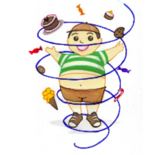 È magro chi mangia più merendine