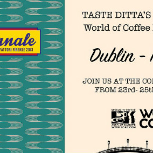 "Ditta Artigianale per la prima volta al ""World of Coffee"""