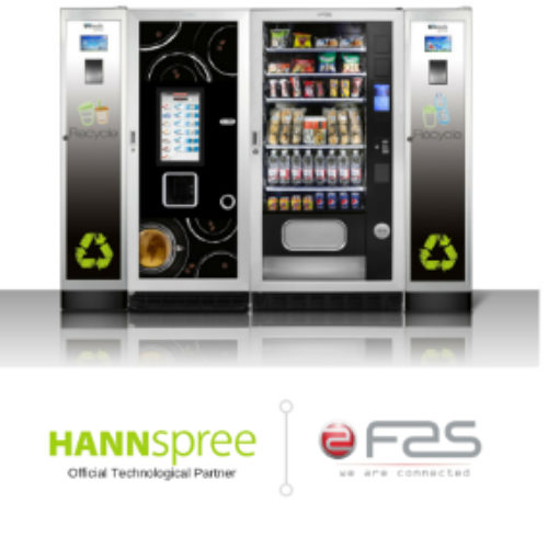 FAS e Hannspree® in partnership tecnologica
